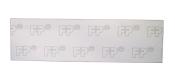 XL Frankierstreifen 2.000 Stück für PostBase Streifengeber, 60x219 mm, weiss