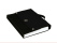 Fächermappen 2 Stück 3 Way Flip File Präsentationsmappen schwarz weiss