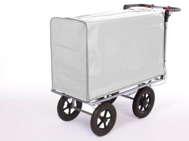 Kommissionierwagen Aktenwagen Trolley BT6 Farbe grau