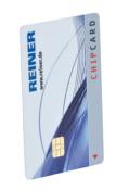 Chipkarte für Elektrostempel ChronoDater 920 / 922 / 925
