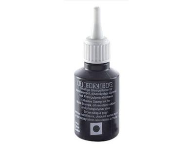 Stempelfarbe Reiner Stempel R2021 schnelltrocknend, schwarz 29 ml
