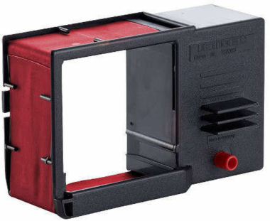 Farbbandkassetten für Reiner Stempel ChronoDater 922 rot 2er Pack