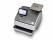 Frankiermaschine PostBase 100 Basisausstattung - klassisches Design silber metallic - frank it