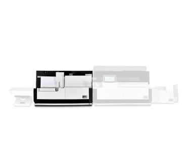 Automatische Briefzuführung für PostBase one