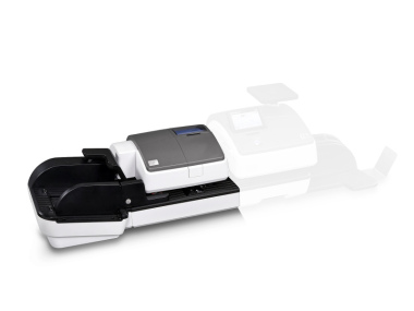 Automatische Briefzuführung für PostBase 65 - klassisches Design silber metallic