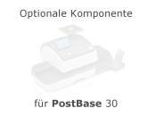 Werbeklischee Erweiterung für PostBase 30 - auf 20 Speicherplätze
