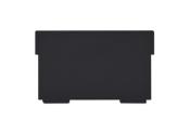 Trennwände für Karteikasten A5 quer, schwarz, 2 Stück