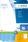 HERMA 5065 Etiketten Premium A4, weiß 210x297 mm Papier matt