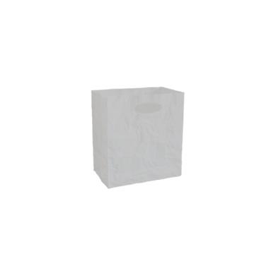 Knitter Box Mini 15cm hellgrau (3 Stück)