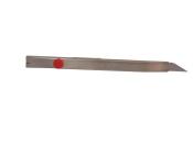 NT Profi Präzisionscutter AD 2 P Farbe silber 9 mm Klinge 30° 5 Stk.
