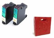 PostBase - Tintenkartuschen (2Stk.=1Set) - XL 580052302600 - Paketangebot XL1