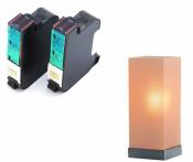 PostBase - Tintenkartuschen (2Stk.=1Set) - XL 580052302600 - Paketangebot XL2