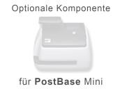 Werbeklischee Erweiterung für PostBase Mini - auf 10 Speicherplätze