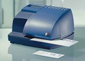 Farbbänder  für Gerichtskostenstempler Modell Optimail, 3 Stück - blau