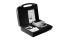 Kennzeichnungsstempel MHD Reiner jetStamp 1025 mit Tinte P5-MP3-BK mit Koffer
