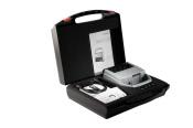 Kennzeichnungsstempel MHD Reiner jetStamp 990 mit Tinte P1-MP6-YE mit Koffer