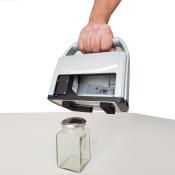 Positionierhilfe ( selbstklebend ) für Reiner Kennzeichnungsgeräte