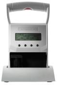 Kennzeichnungsstempel MHD Reiner jetStamp 990 mit Tinte P1-S-BK ohne Koffer