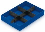 Schublade zu styrodoc Farbe blau