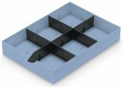 Schublade zu styrodoc Farbe pastellblau