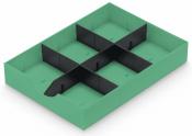Schublade zu styrodoc Farbe mintgrün