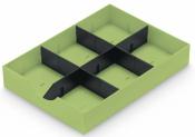 Schublade zu styrodoc Farbe limettengrün