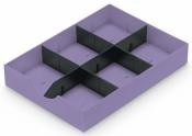 Schublade zu styrodoc Farbe lila