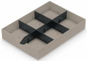 Schublade zu styrodoc Farbe taupe