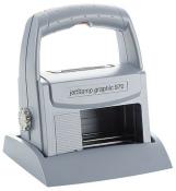 Kennzeichnungsstempel MHD Reiner jetStamp 970 mit unsichtbarer Tinte P3-MP5-UV mit Koffer