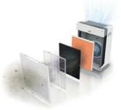 4 x Filter für Luftreiniger WINIX ZERO Pro