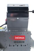 intimus HDD Gladiator - Hochleistungs Festplattenshredder