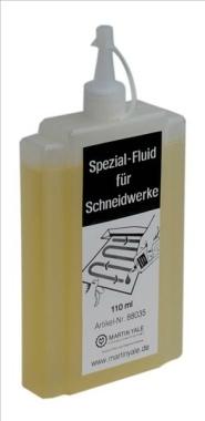 Aktenvernichter Schneide und Reinigungsöl - 6 x 110 ml