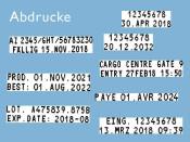Kennzeichnungsstempel & Eingangsstempel Reiner jetStamp 790
