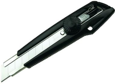 Cuttermesser NT eL 500 schwarz 18mm Klinge - 5 Stück