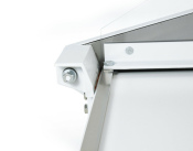 Hebelschneider IDEAL 1110 mit Werkstoffmesser (75 Grad)  Schnittlänge: 1100 mm
