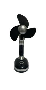 Eaxus Ventilator, klein, leise, Handventilator, Tischventilator