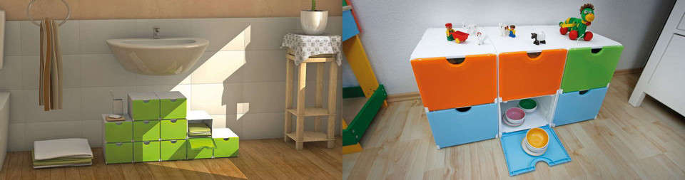 plus boxen schwarz. Black Bedroom Furniture Sets. Home Design Ideas